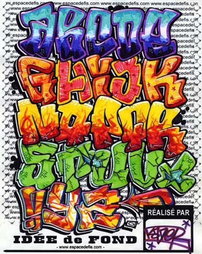 66 besten graffiti bilder auf pinterest | schriften, schriftarten, Einladung