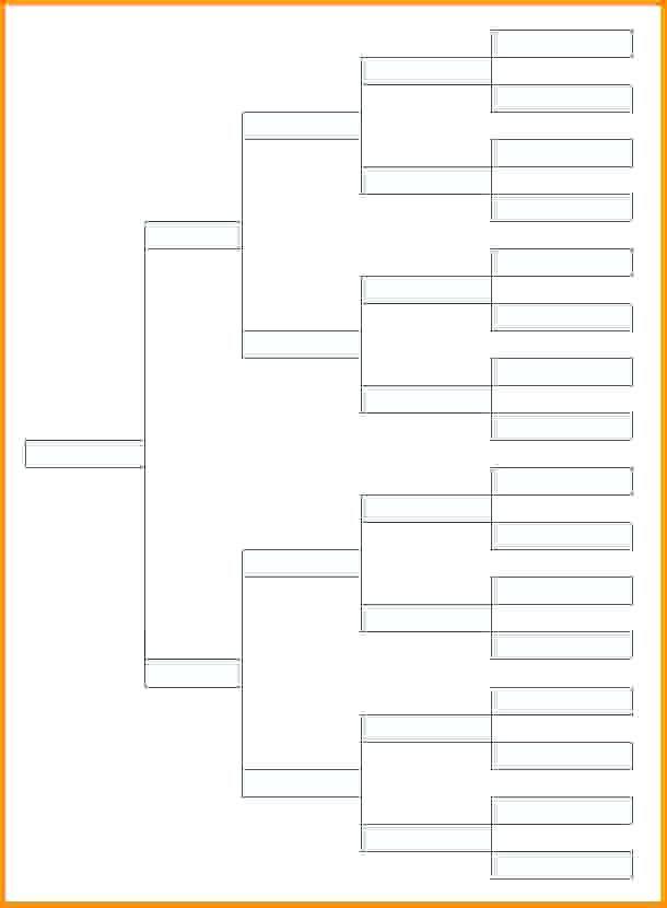 Genealogy Spreadsheet Template Family Tree Template Excel Elegant