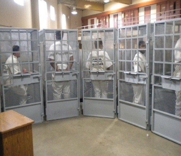 Judge Orders California To Defend 'secret' Prison Tours