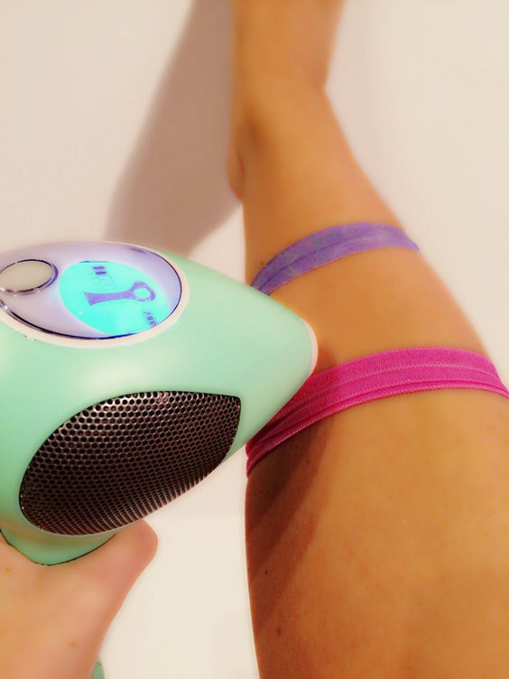 Laser Hair Removal Tips. Read my top tips to get successful results with your at home laser hair removal device to get virtually pain free hair removal!