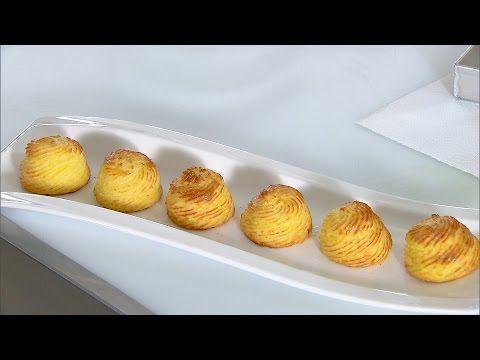 Purè di patate di Luca Montersino - YouTube