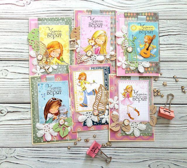Блог Scrapberry's: Вдохновение со Scrapberry's - пригласительные на детский День Рождения!