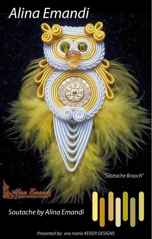 Eva Maria Keiser Designs: Colorway: Alina Emandi