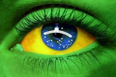 brasil imagensDark Blue Eyes, Rio De Janeiro, Brazil, Colors, Green, Brazil Flags, World Cups 2014, Country, Eye