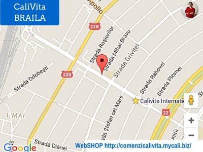 Centru CaliVita Braila Info & Comenzi Online CaliVita >> http://comenzicalivita.mycali.biz/romania