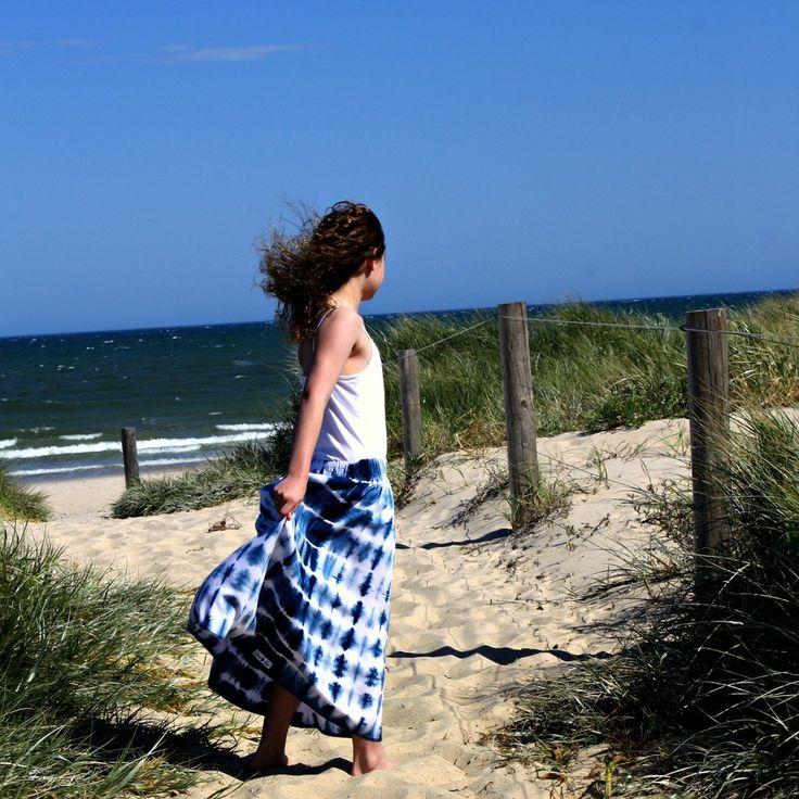 Image of Day Dreamer Skirt - Tie Dye
