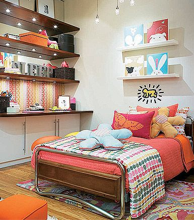 Candice Olson's Divine Design: candice olson girls bedroom Quick Change – ELLE