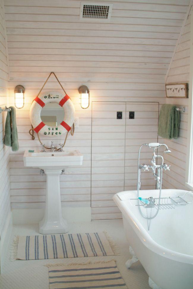 Bathroom Mirrors Coastal best 25+ nautical bathroom mirrors ideas on pinterest | nautical