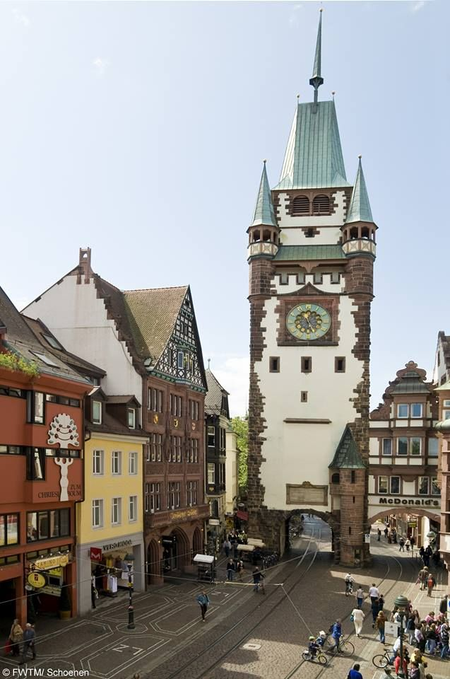 Freiburg, Germany: is this the greenest city in the world ...