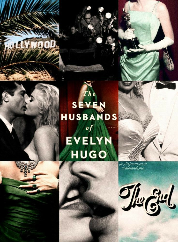 The Seven Husbands Of Evelyn Hugo Los Siete Maridos De Evelyn Hugo Marido Livros