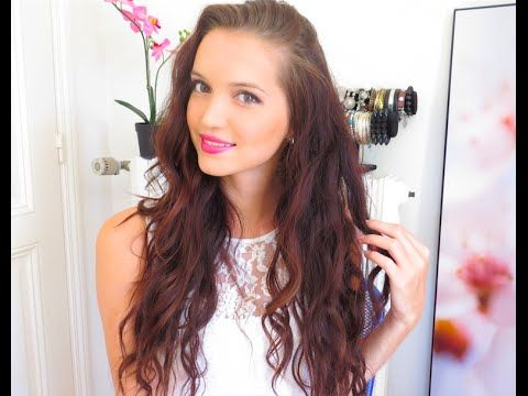 Beachy waves look : des ondulations sans chaleurs - YouTube