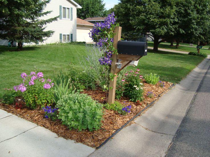 garden - mailbox