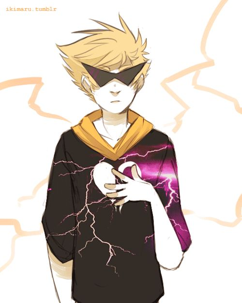 Dirk is one of my favorite Homestuck characters