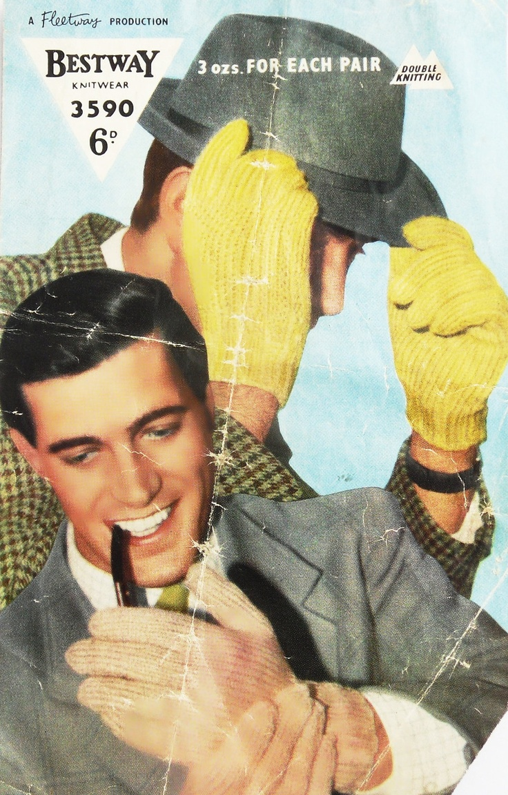 Mens gloves knitting pattern - 195 Best Images About Male Knitting On Pinterest Cable Aran Knitting Patterns And Yarns