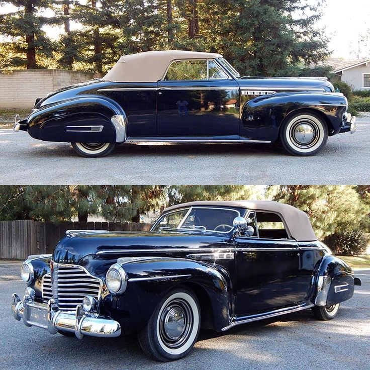 88 Best Buick 1940-47 Images On Pinterest