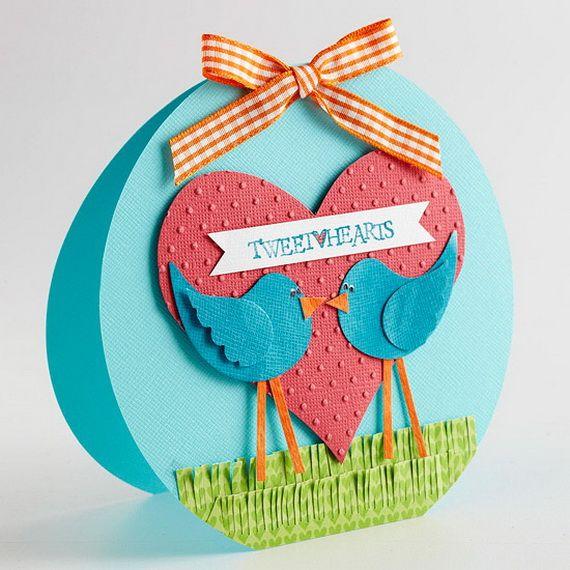 Unique Homemade Valentine Card Design Ideas_17