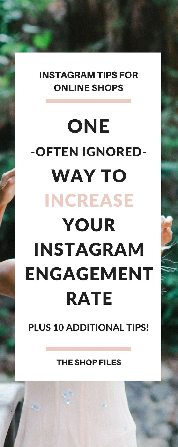 Increase Instagram Engagement Rate - how to grow your Instagram account with simple tip