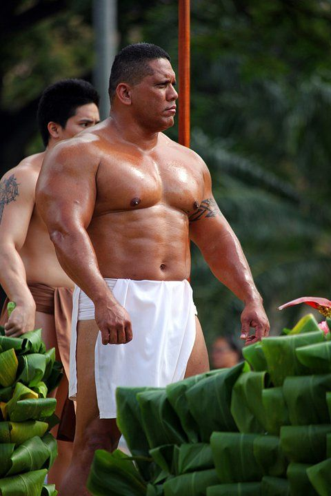 I Think Polynesians Have The Best Body Types -7234