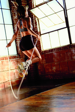 Boost the Burn - Craft a smarter fat-frying routine with this action plan from celebrity trainer Gunnar Peterson. Get your high quality jump rope here: http://betacorehealth.com/ultra-speed-cable-jump-rope/