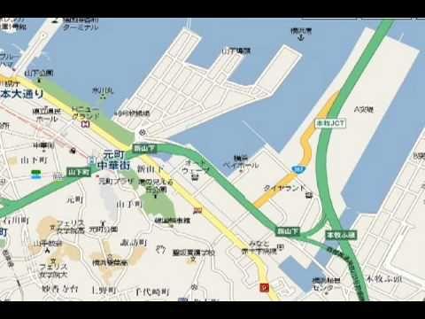 145.Google マップのルート案内で快適ドライブ - きりん君のYouTube紹介