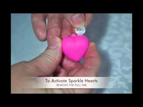 Sparkle Hearts from Sparkle Lites®  Available now in Australia