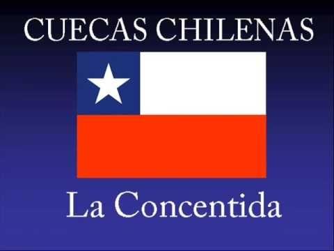 Cueca Chilena - La Consentida (+playlist)