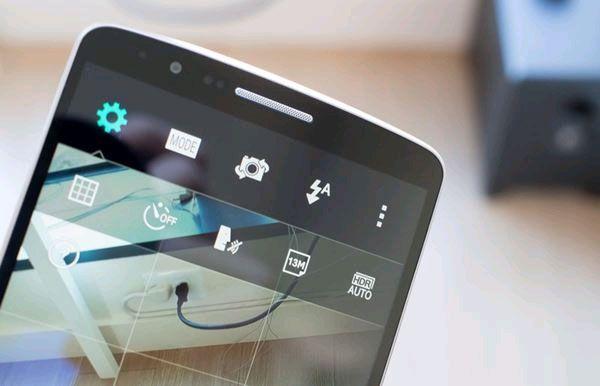 8 thủ thuật để sử dụng tốt nhất camera của G3 - Ảnh 6 Quản lý flash trên LG G3