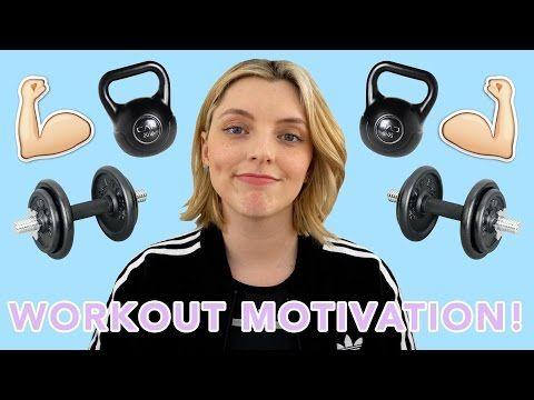 TOP WORKOUT MOTIVATION TIPS! | Estée Lalonde | AD - YouTube