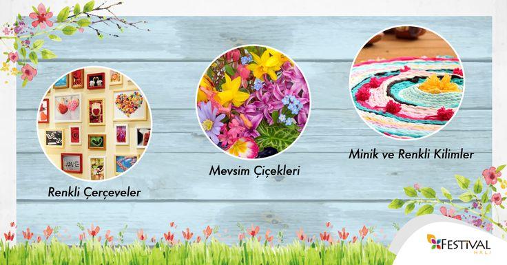 Muhtemel bilmediğiniz evinize baharı getirecek dekorasyon önerileri!