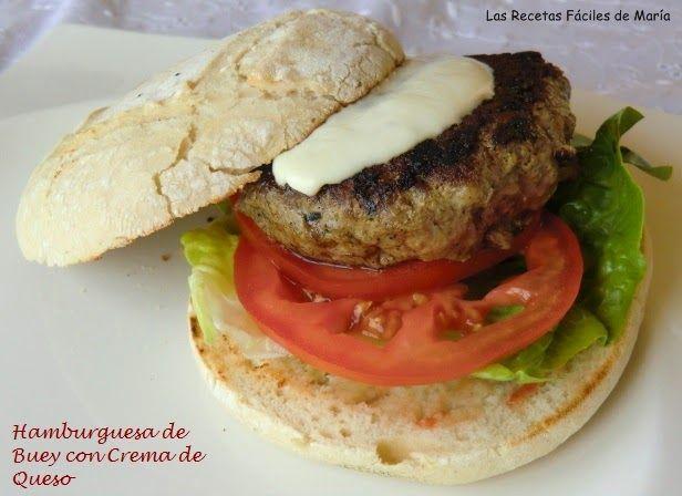 Hamburguesa de Buey con Crema de Queso, utiliza carne de Kobe en tu hamburguesa para una experiencia Gourmet. Cuando haces tus propias Hamburguesas, como en este caso de Buey [...]
