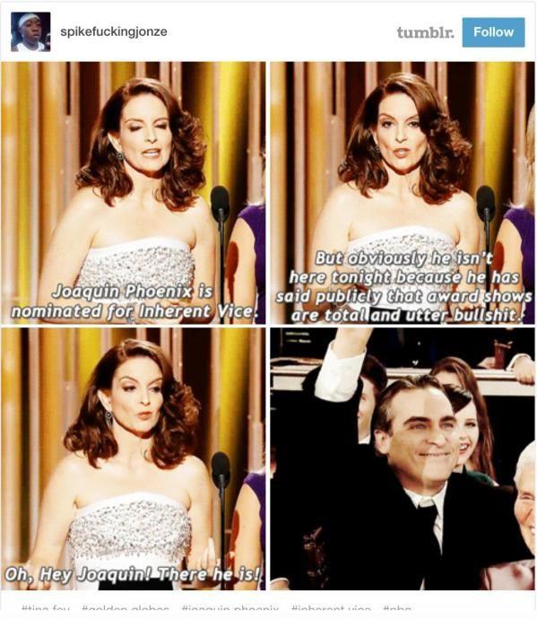 Tina Fey And Amy Poehler's Best Jokes At The Golden Globes http://randomlyfunnystufff.com/tina-fey-and-amy-poehler-s-best-jokes-at-the-golden-globes