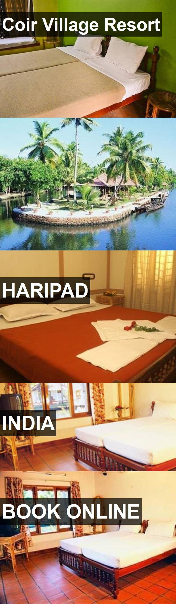 Hotel Coir Village Resort in Haripad, India. For more information, photos, reviews and best prices please follow the link. #India #Haripad #travel #vacation #hotel