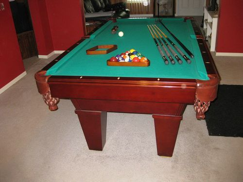 Harvard Pool Table Review