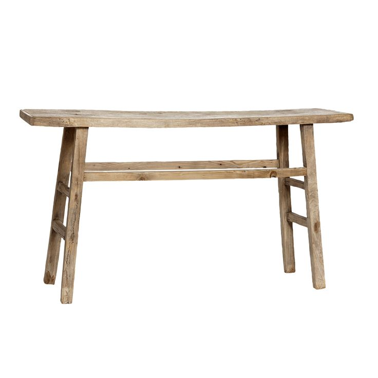 Wood console table. Product number: 306001 - Designed by Hübsch