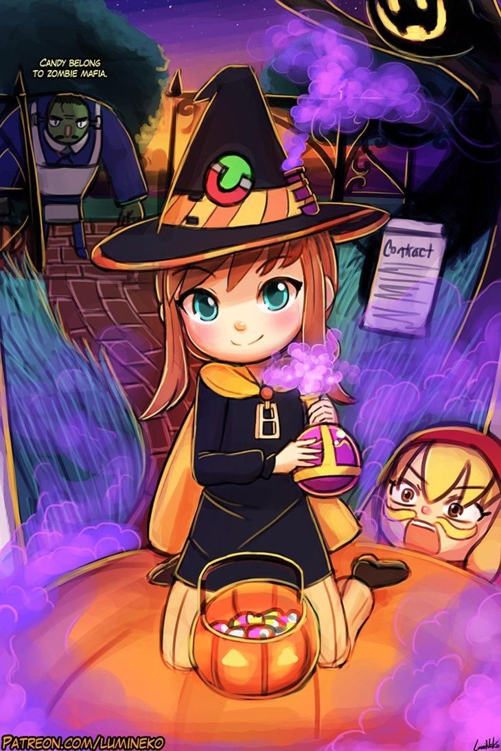 Hat Kid Halloween By Luminaura A Hat In Time A Hat In Time Hat In Time A Hat In Time Art