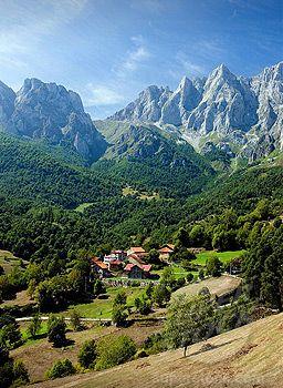 Picos de Europa #Cantabria #Spain #Travel #Mountain