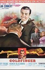 Смотреть фильм «Джеймс Бонд, Агент 007: Голдфингер» онлайн в хорошем качестве бесплатно и без регистрации | Goldfinger (1964) HD 720