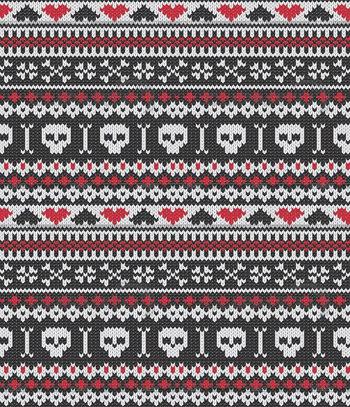 possible fair isle crochet pattern?