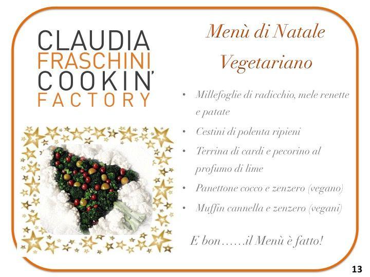 #food #instagood #foodporn #Christmas #cookinfactory #menu #Natale
