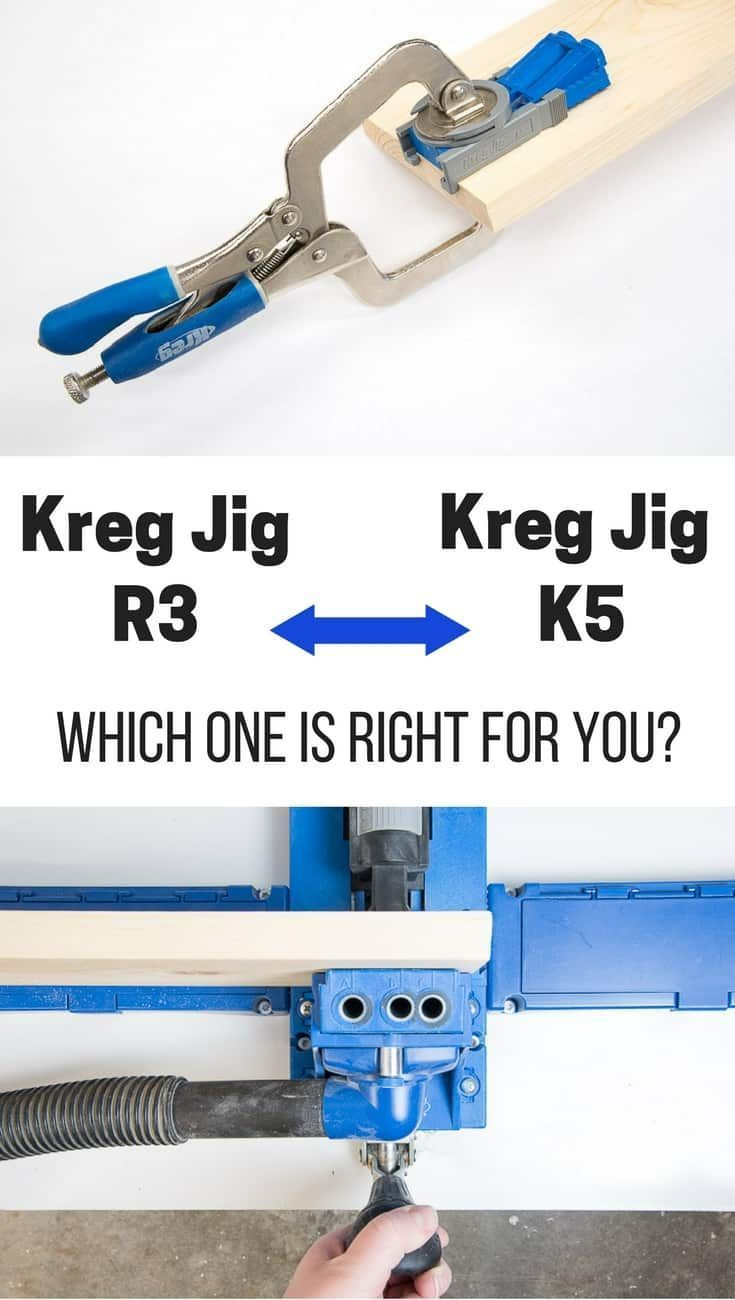 DIY Woodworking Ideas So many woodworking plans call for a Kreg Jig, but which one should you get? I'l...