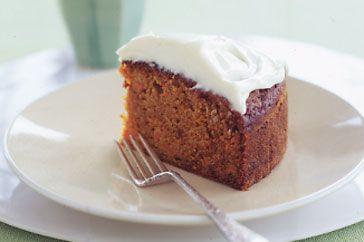 Carrot cake ~ low sugar