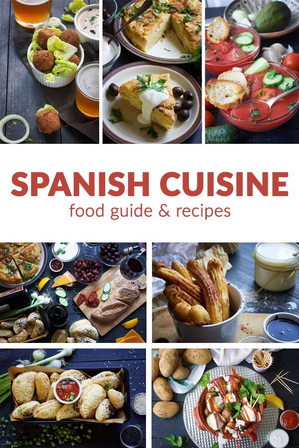 Spanish Cuisine A Journey For Your Senses Food Guide Recipes Vegan Spanish Recipes Spanish Vegan Recipes