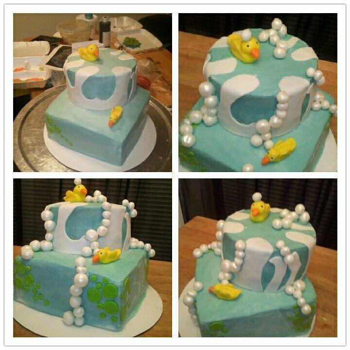 Rubber Ducky Baby Shower Ideas | Rubber Ducky Baby Shower Cake | Parties  And Shower Ideas