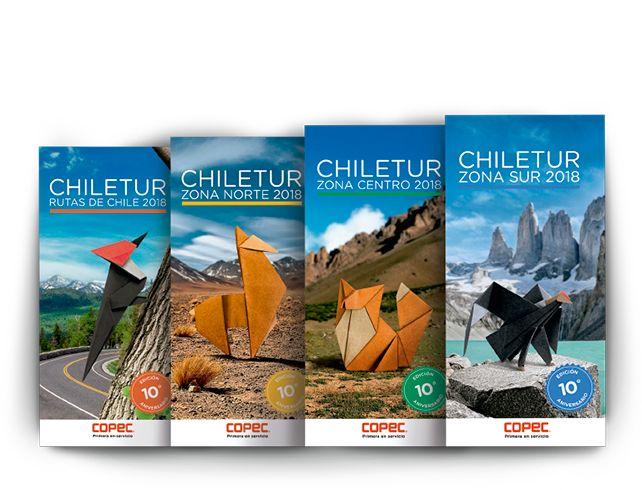 La guía más completa para recorrer y conocer Chile lo encuentras en Chiletur