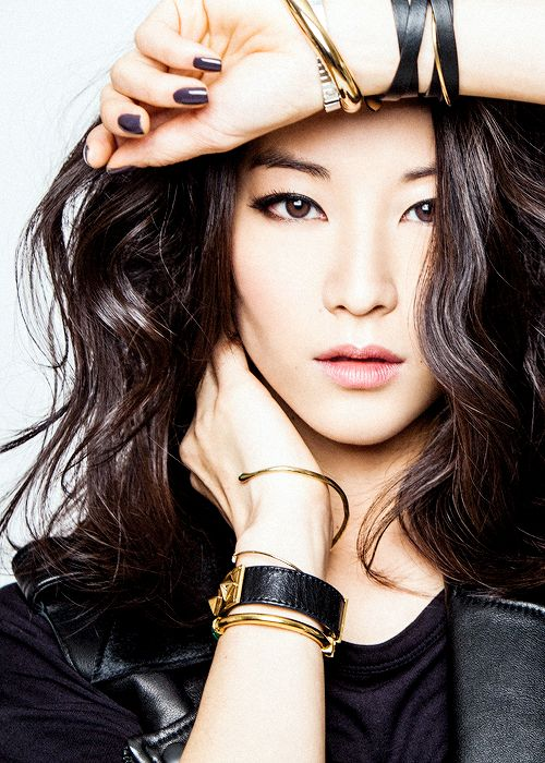 Arden Cho for Cliché Magazine