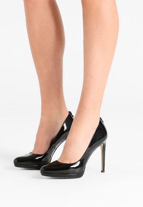 bbacba02b75fe3 Calvin Klein SAMEERA PATENT - High Heel Pumps - black - Zalando.de