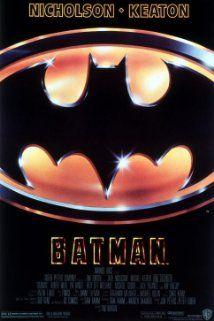 Batman (1989) Poster