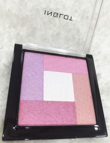 Inglot AMC Multicolour System Face, Eye, Body Highlighting Powder 90