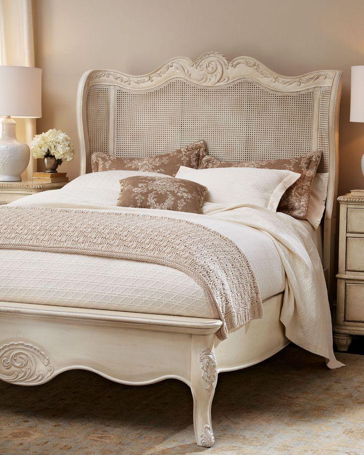 """Cora"" Bedroom Furniture - ♥ Shabby Chic Inspirations #shabbychic"