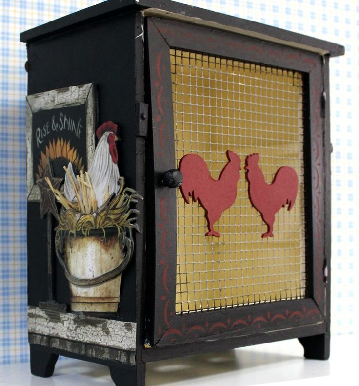 1000+ Images About My Country Rooster Kitchen On Pinterest